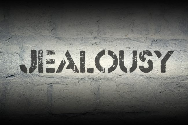 jealousy Adobe Stock