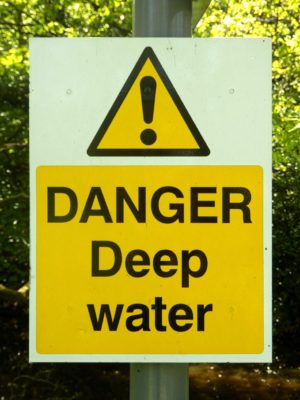 Dangers Morgue file DEEP WATER
