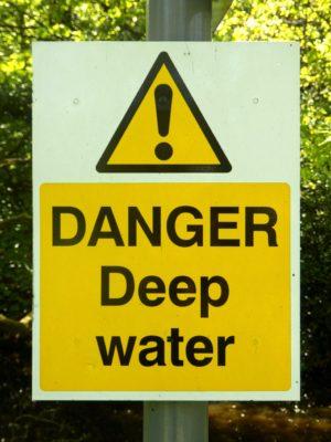 Dangers Morgue file DEEP WATER