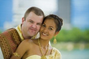 Another culture marriage - Dollarphotoclub_25786444