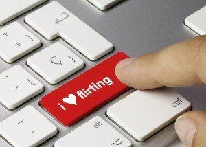 I love Internet flirting considered cheating - Photoclub
