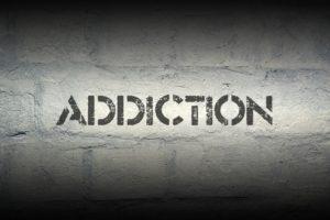 addiction Dollar Photo