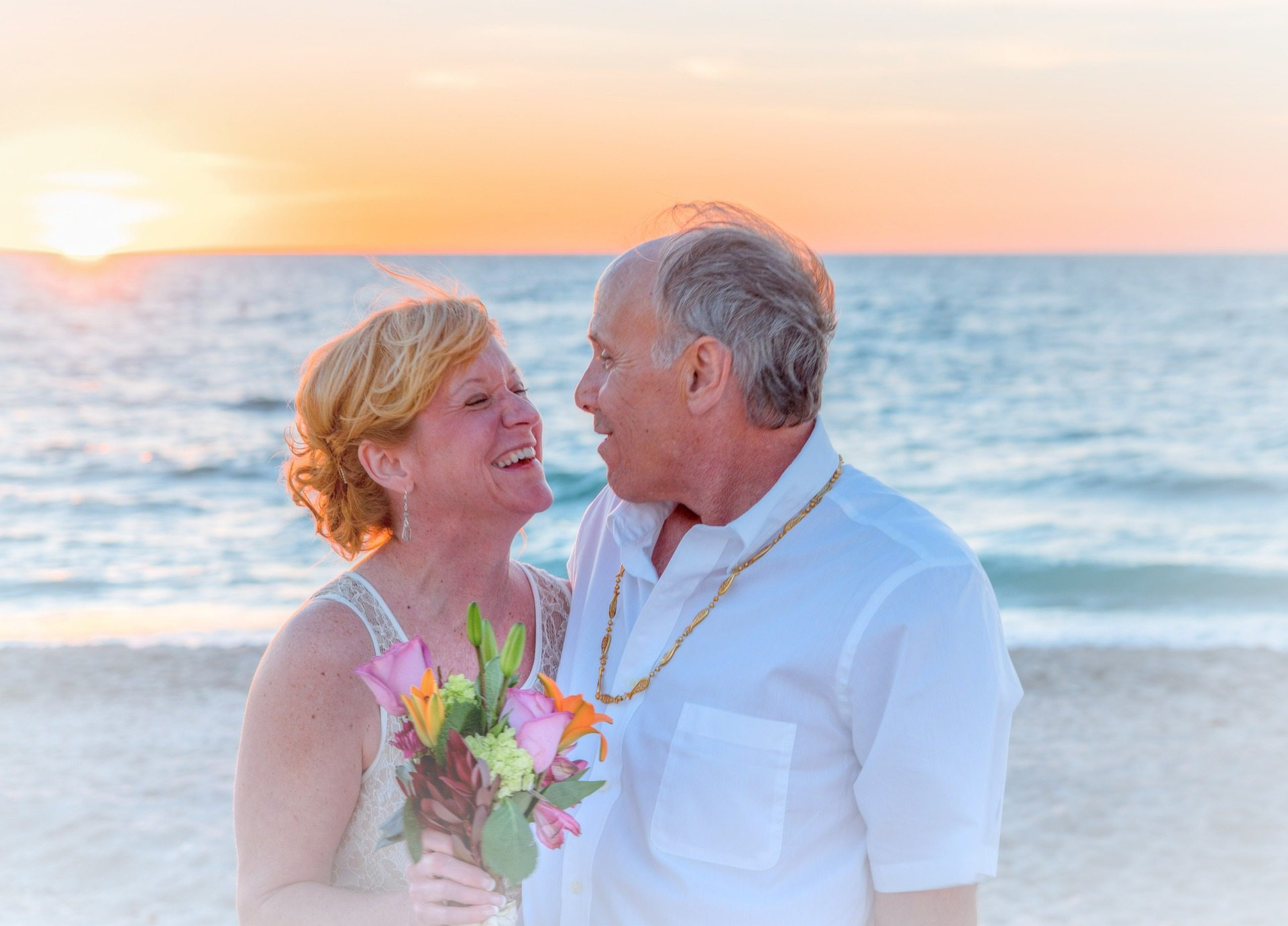 Remarriage readiness Pixabay beach-wedding-1934732_1920