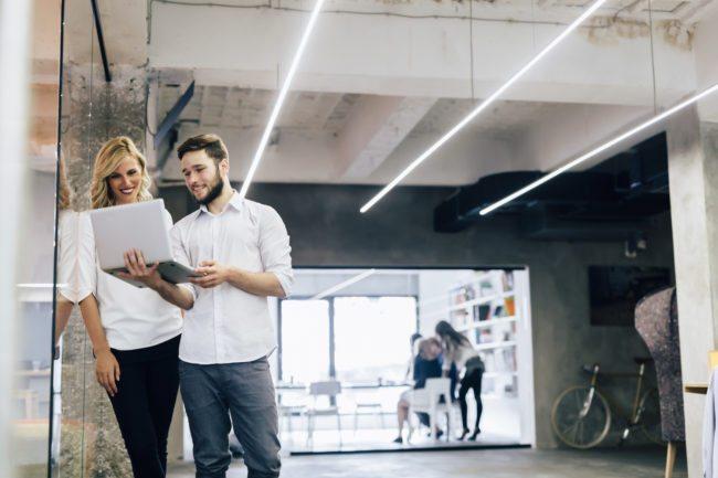 Avoiding emotional adultery opposite sex friendship at work adobe stock