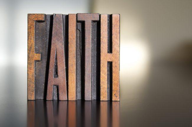Faith - Pixabay