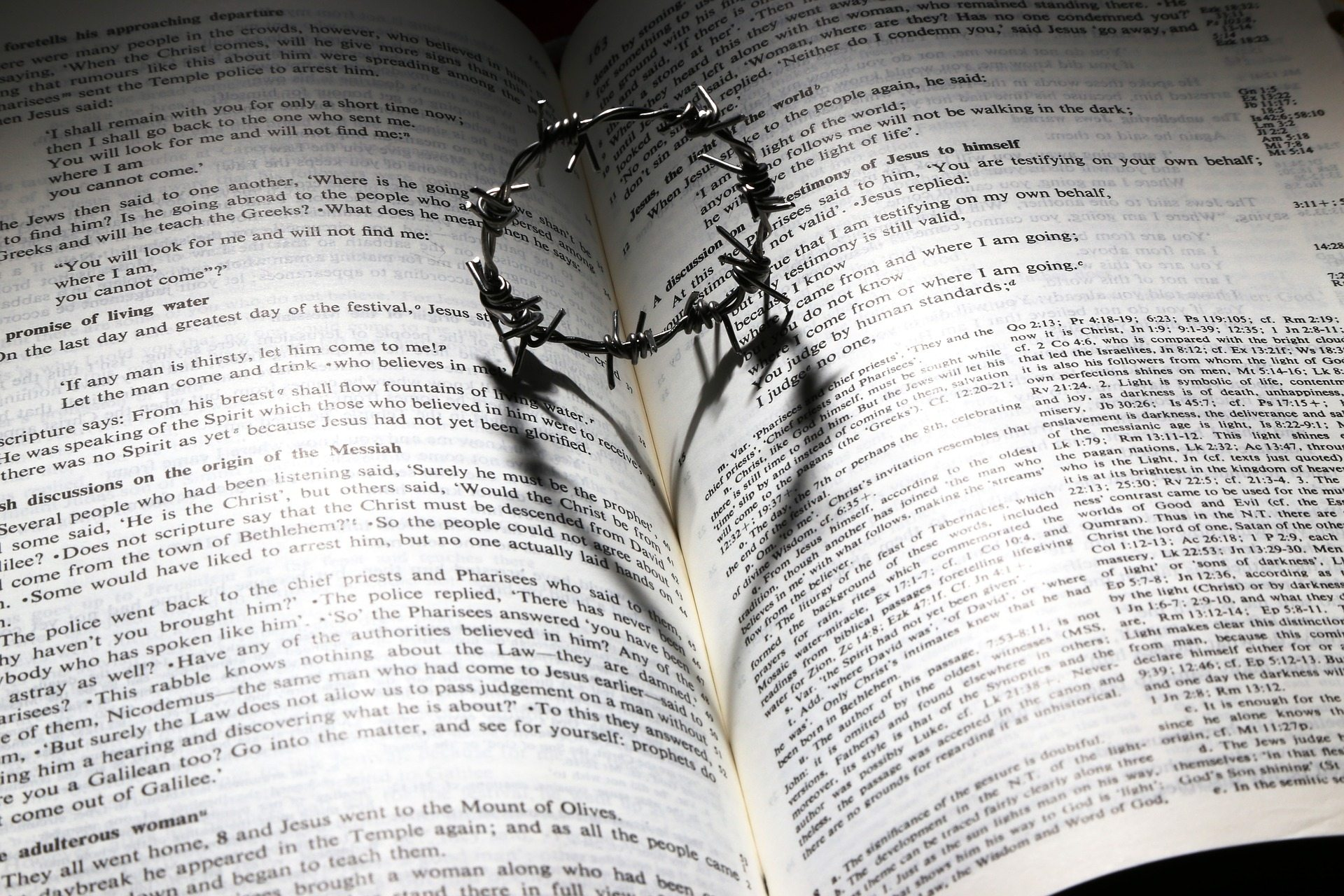 Spiritual Pixabay Bible love-699480_1920