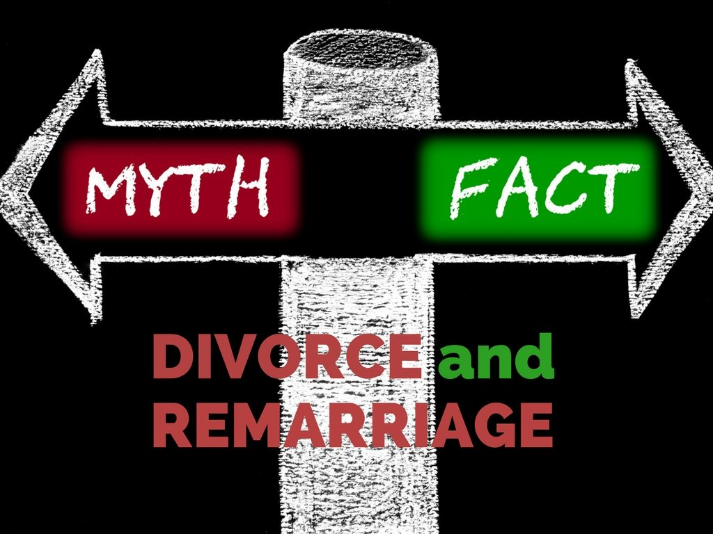 Myths Concerning Divorce & Remarriage - Canva - Adobestock