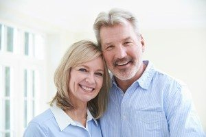 Dollar Photo Portrait Of Loving Mature Couple At Home marriage saved