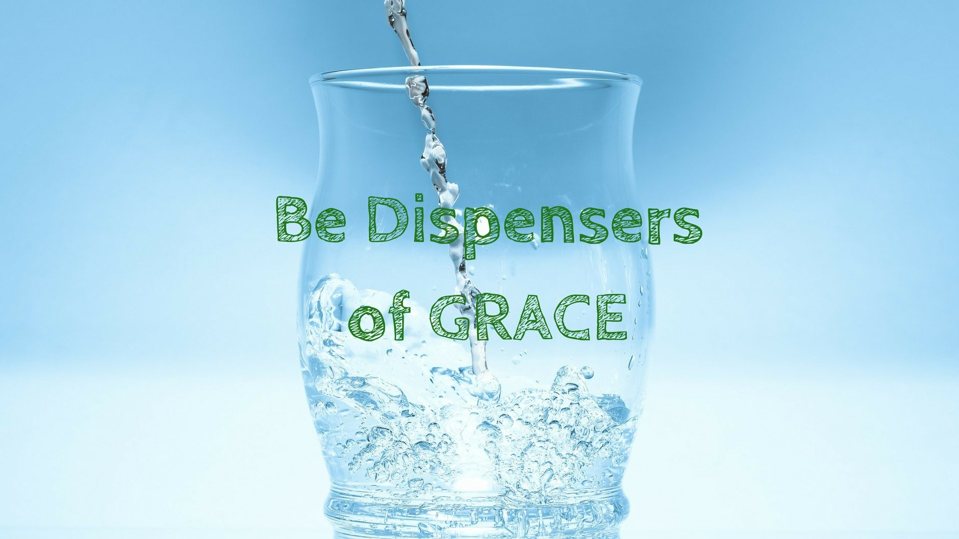 Dispensers of GRACE - Pixabay - Canva