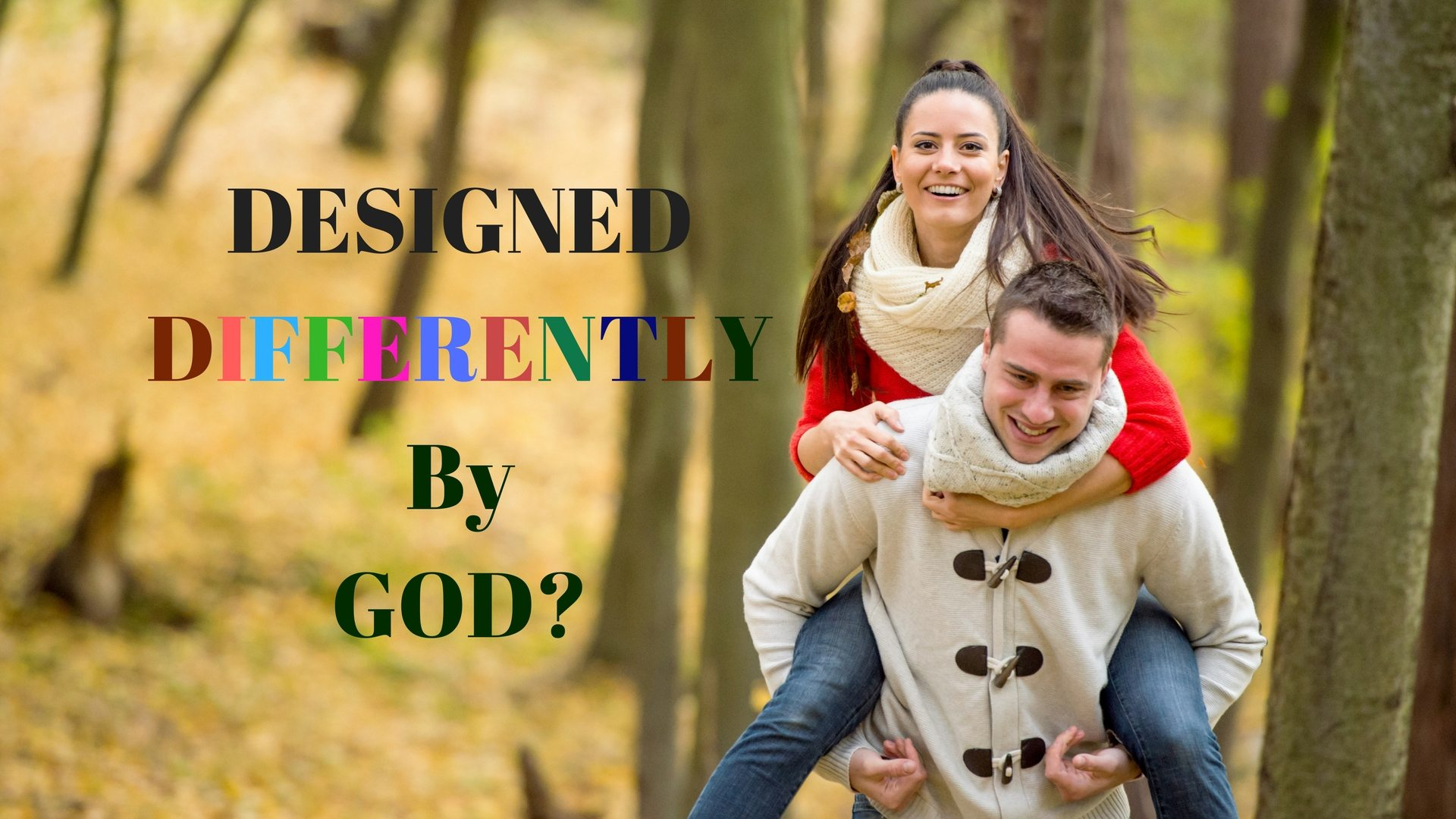 Designed Differently by God - Graphic Stock - Canva