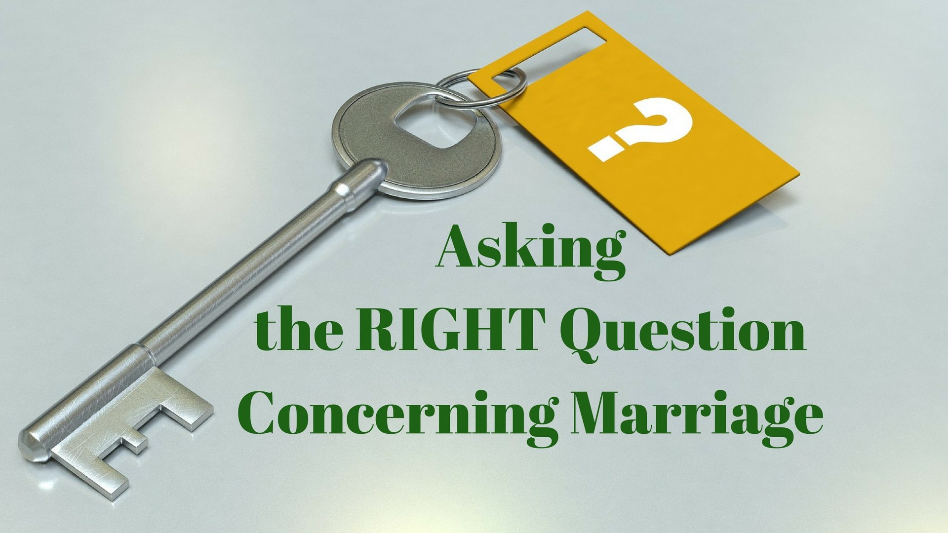 Asking the Right Question - Pixabay - Canva