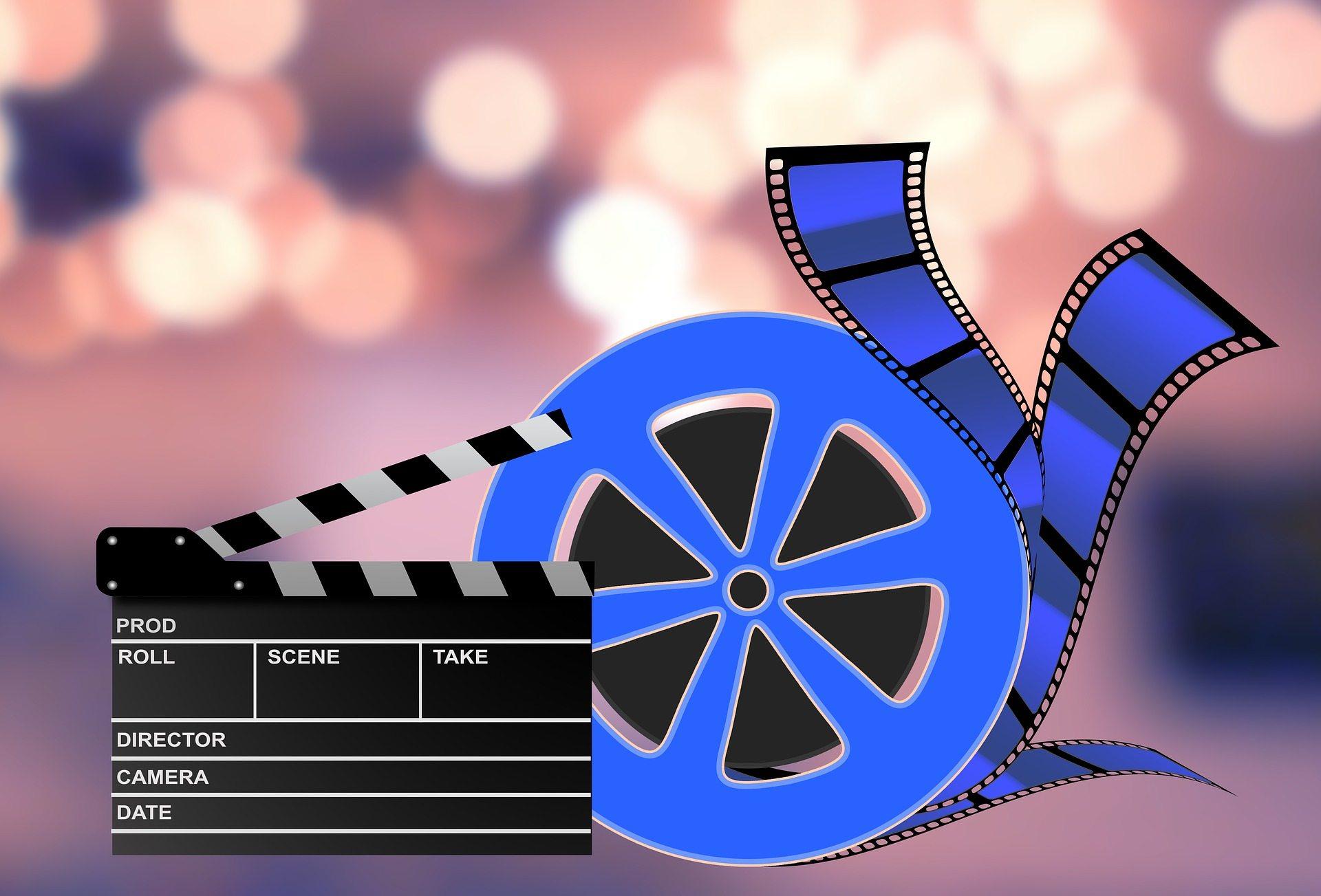Movies - Pixabay movie-1673022_1920