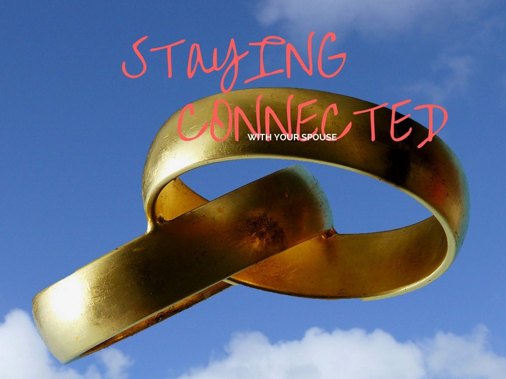 Staying Connected with Your Spouse - Pixabay background