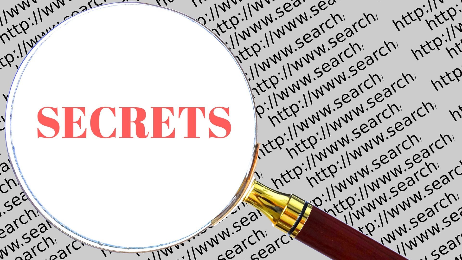 SECRETS - Pixabay - Canva
