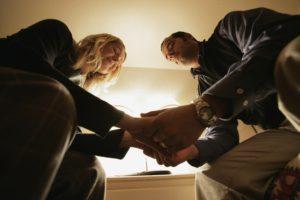 Embracing Prayer Photo club Praying Couple