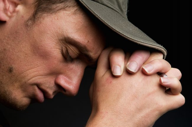 Praying Husband - AdobeStock_8619077 copy