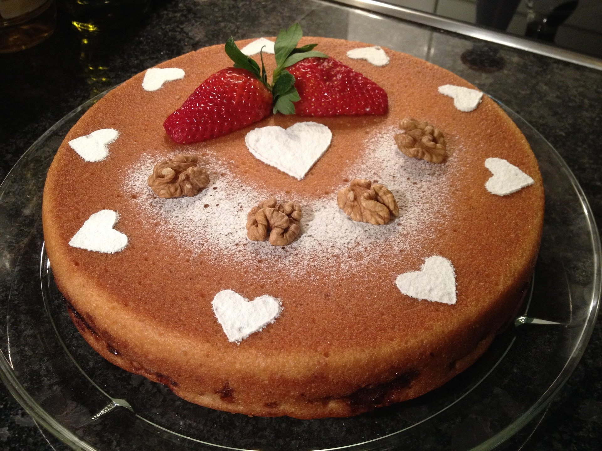 Random acts of kindness Pixabay cake-1773701_1920