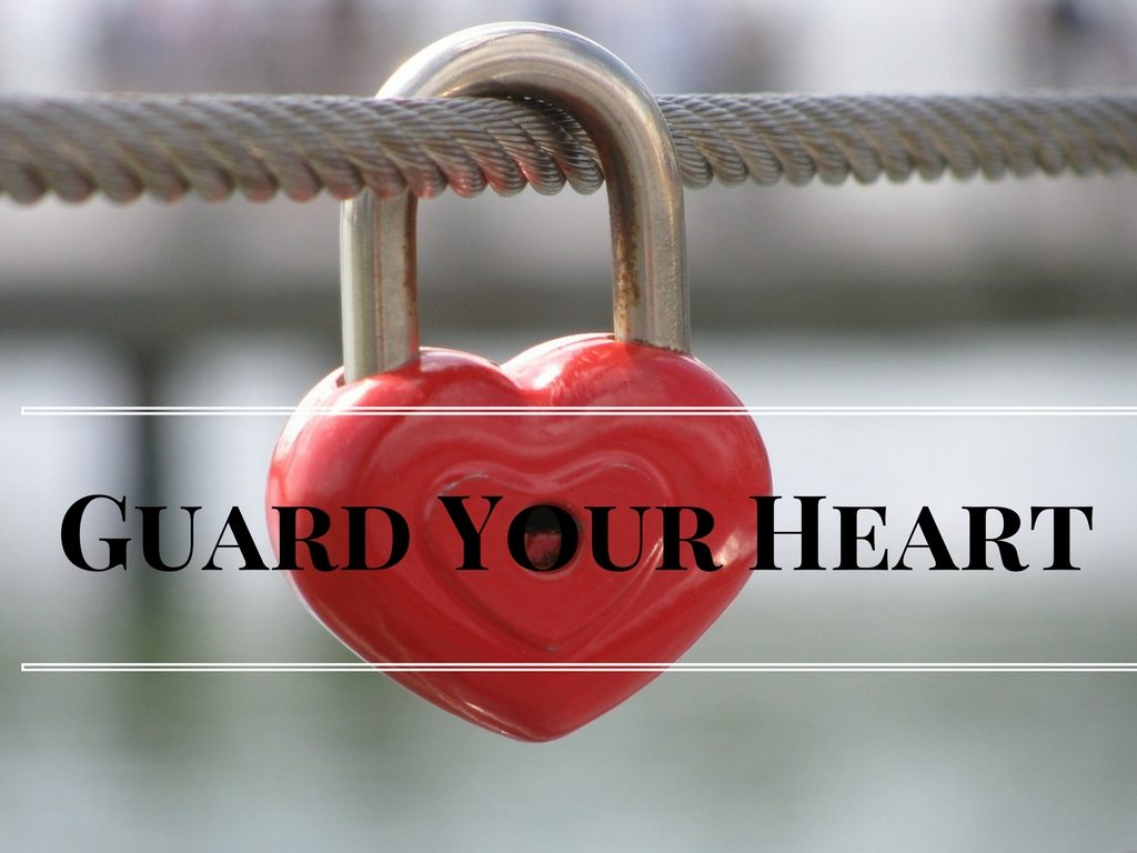 Guard Your Heart Jerk - Pixabay background