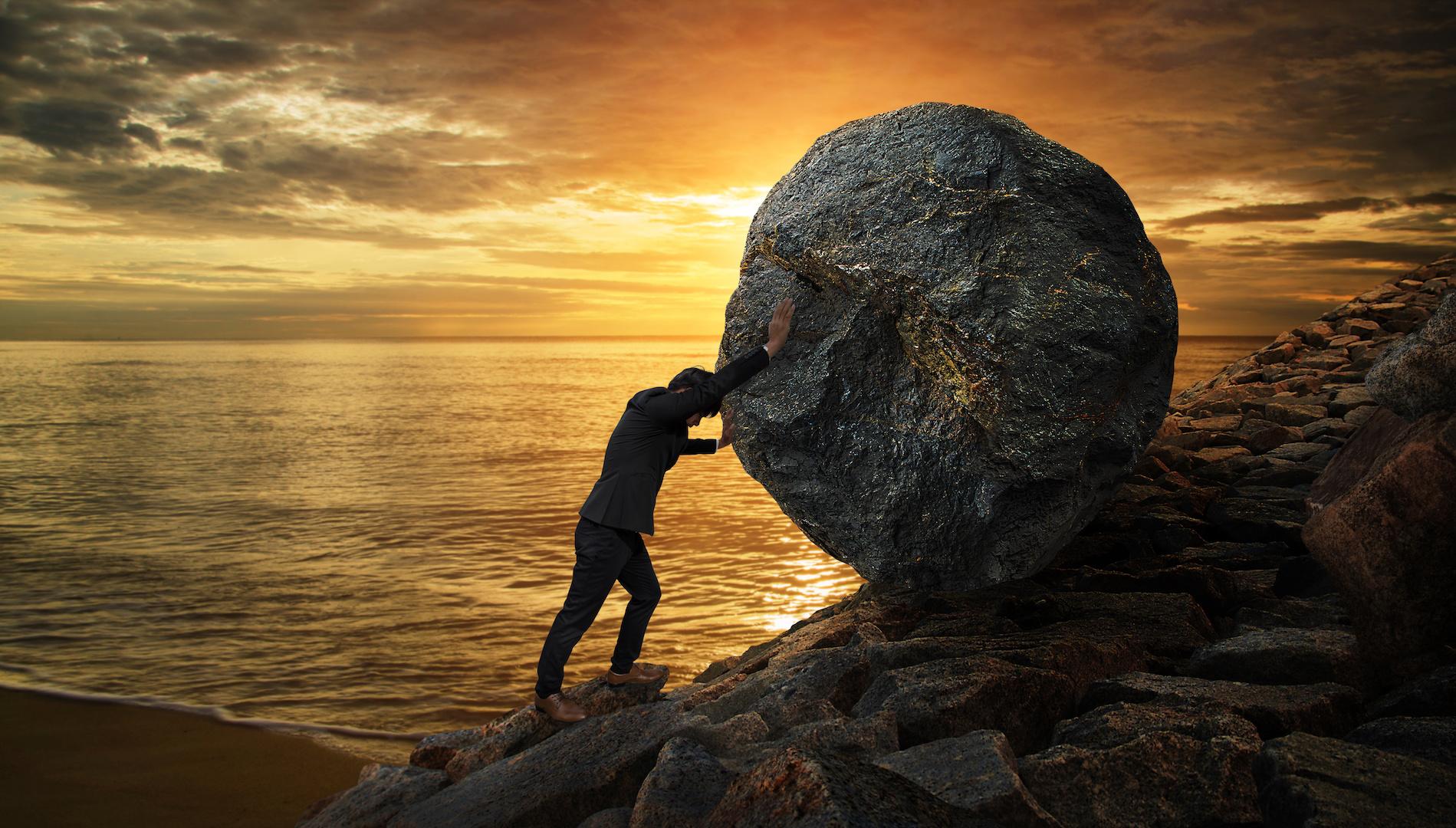 Pushing Prayer - AdobeStock_165619125