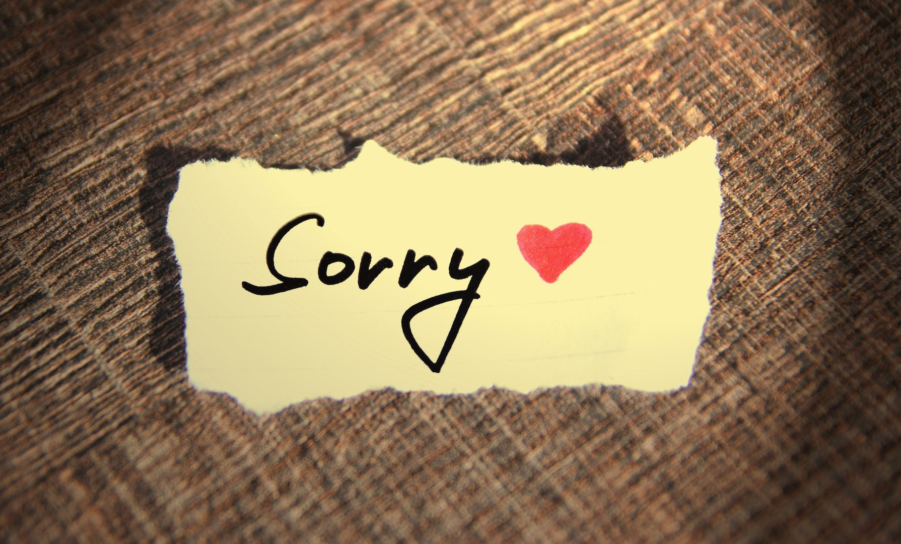 Apologies That Make A Positive Difference - Marriage Missions