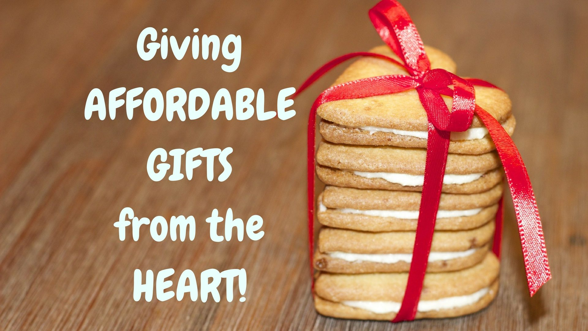 Giving Affordable Gifts - Pixabay - Canva