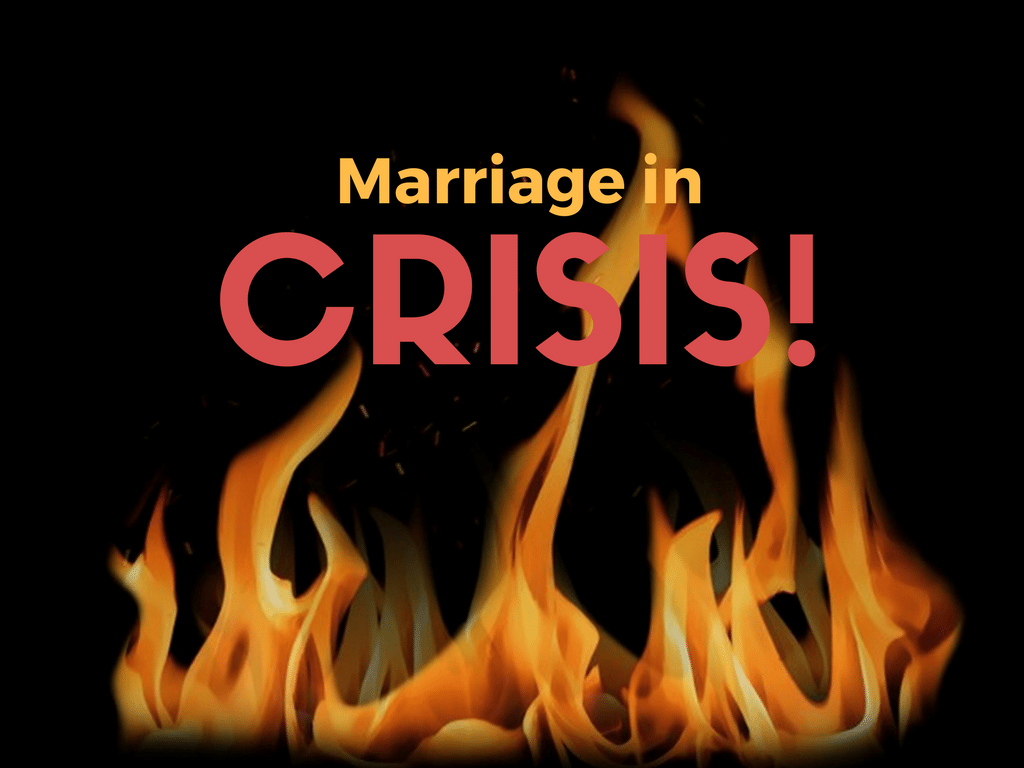 Marriage in Crisis - Canva Pixabay background