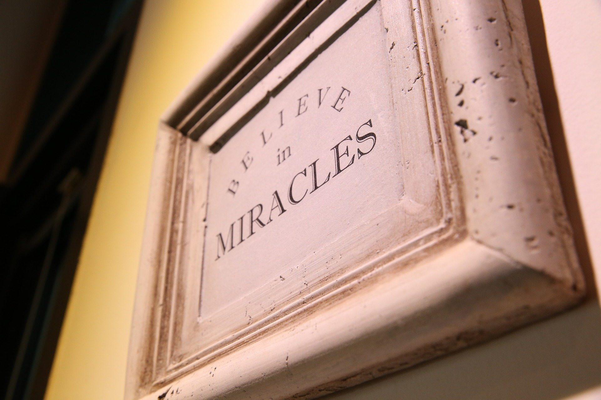 Marriage miracle-364681_1920 - Pixabay