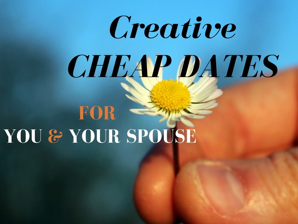 Creative Cheap Dates - Pixabay background