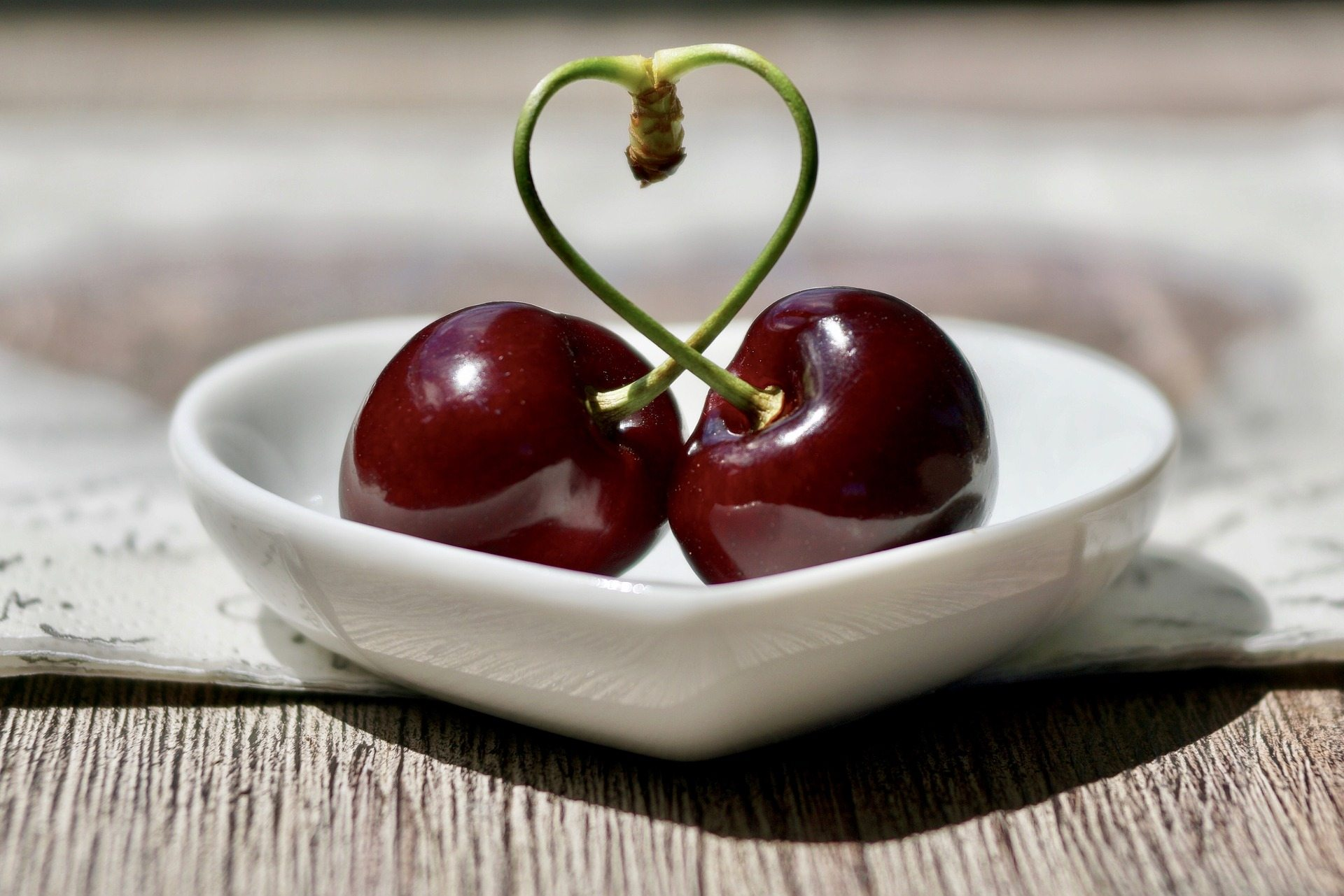 romantic thing Pixabay cherries-2444836_1920