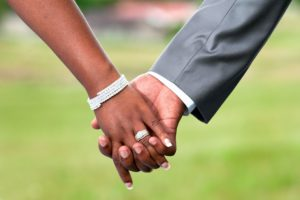 Marriage demands Toughness - Photo club Holding Hands