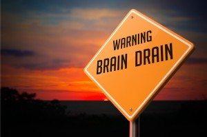 Brain Drain Warning - Hijack brain Dollar Photo Club