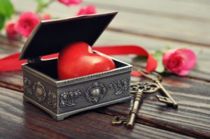 Open hearts Dollar Photo