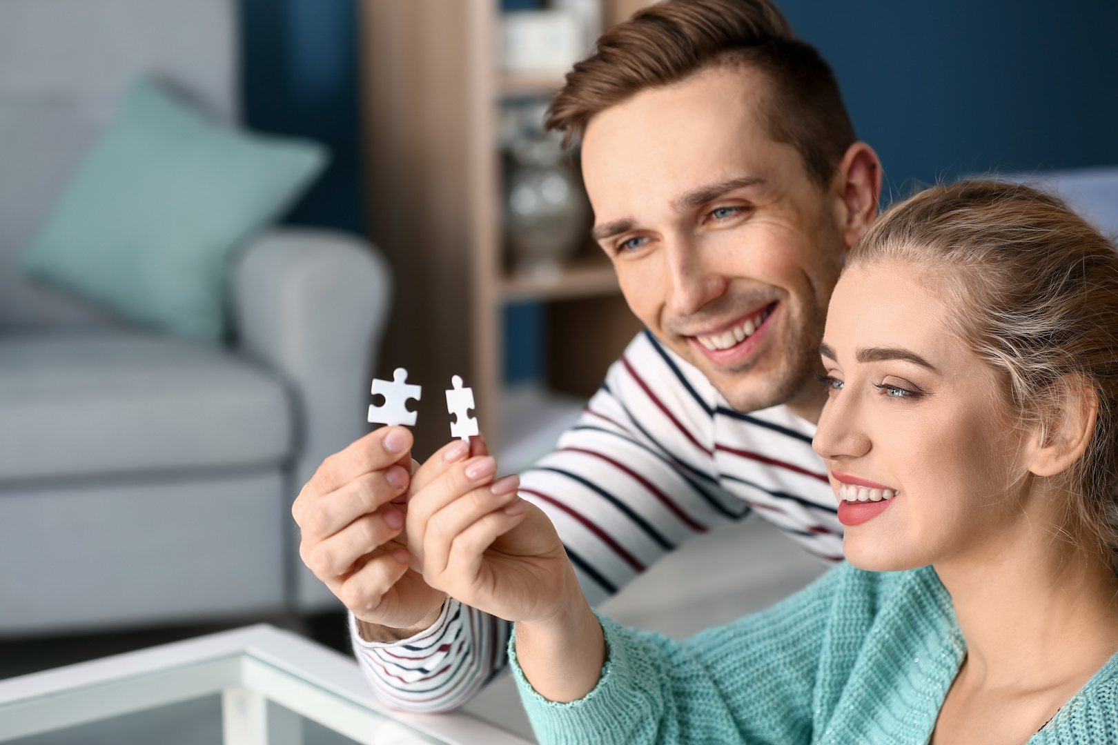 Marriage Puzzle - AdobeStock_233351089