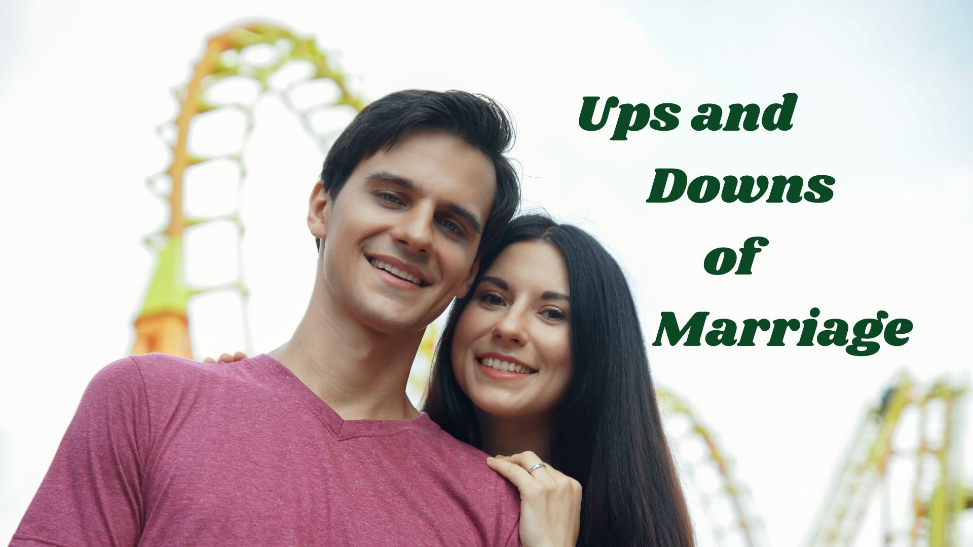Ups and Downs of Marriage - Adobe Stock
