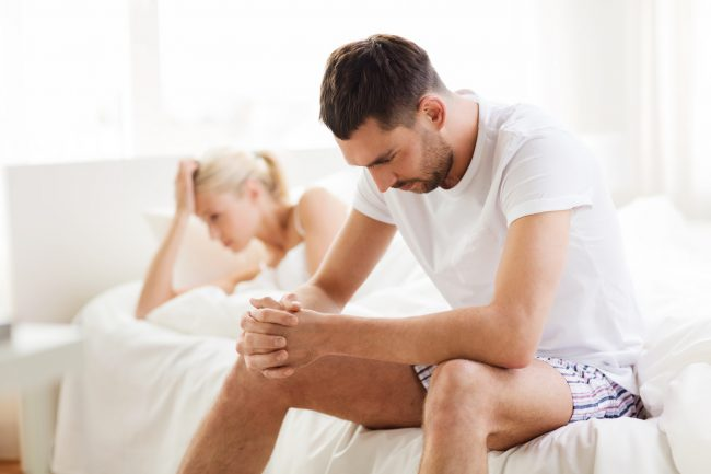 spouse bed trouble sex orgasm AdobeStock_93399361