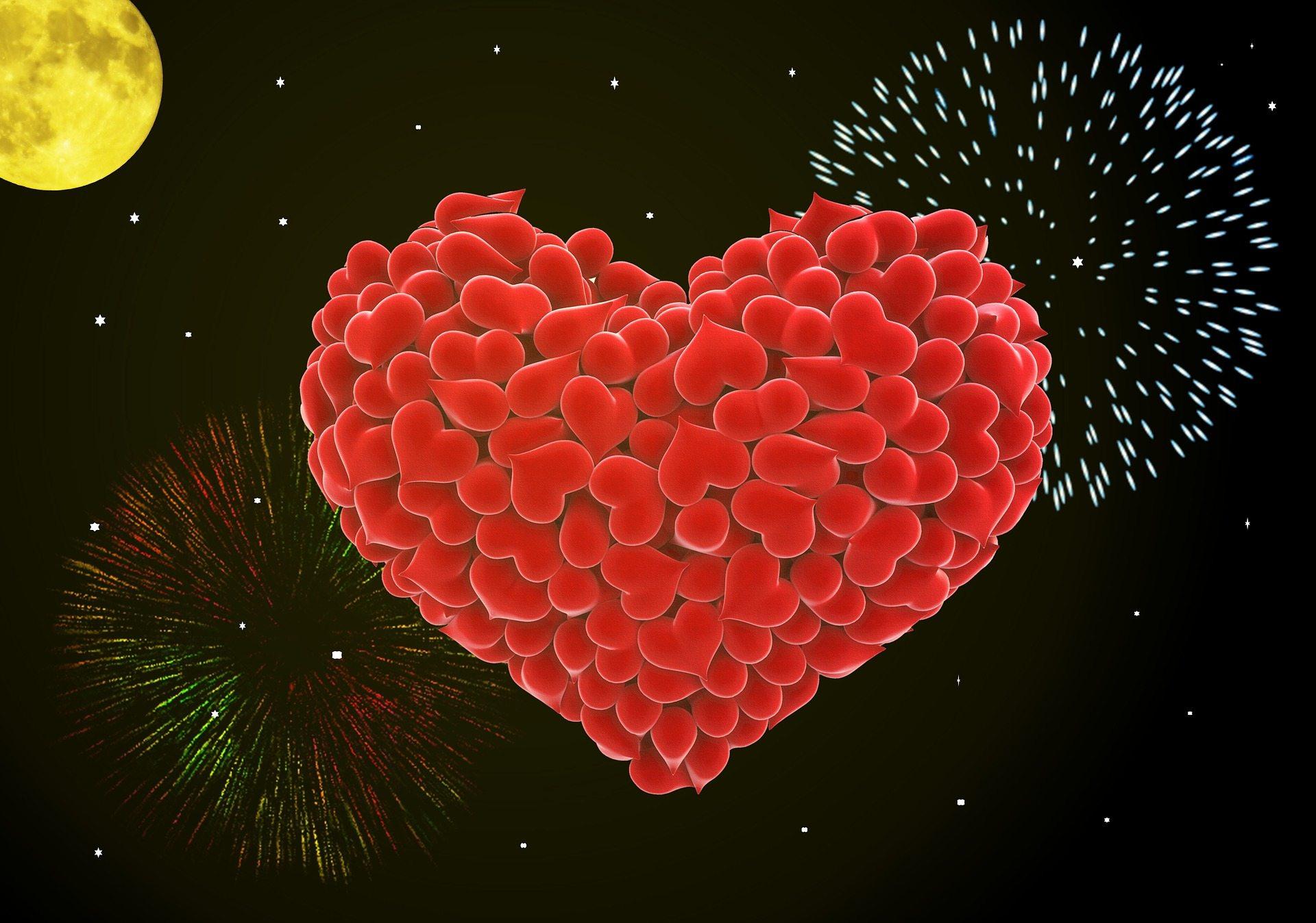 Love celebrated Pixabay valentines-day-1889444_1920