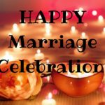 Our Anniversary Marriage Celebration
