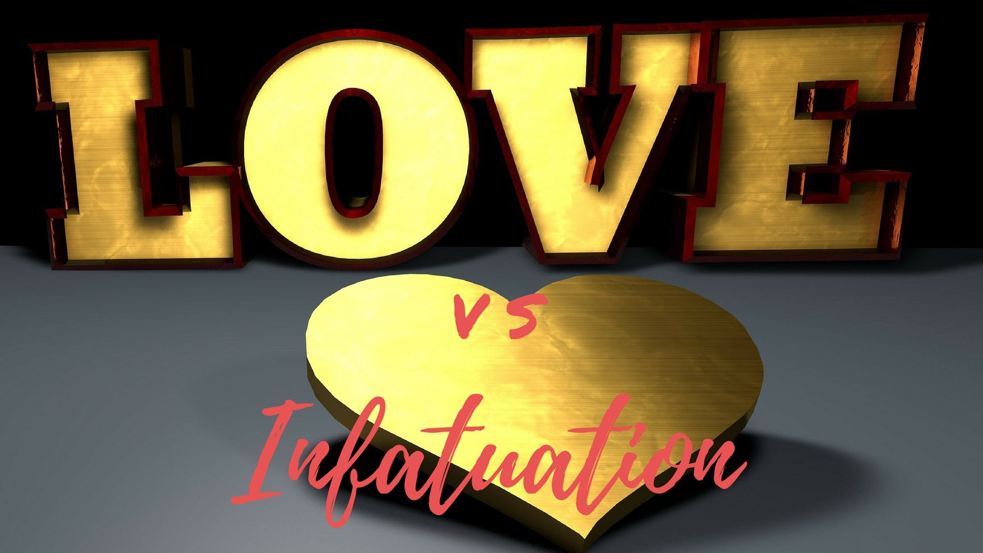 Infatuation vs love test