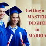 Getting A Masters Degree In Marriage