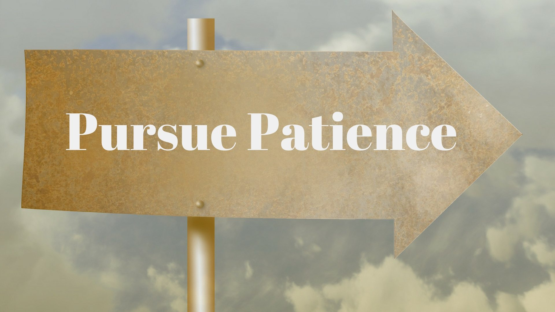 Pursue Patience - Canva - Pixabay