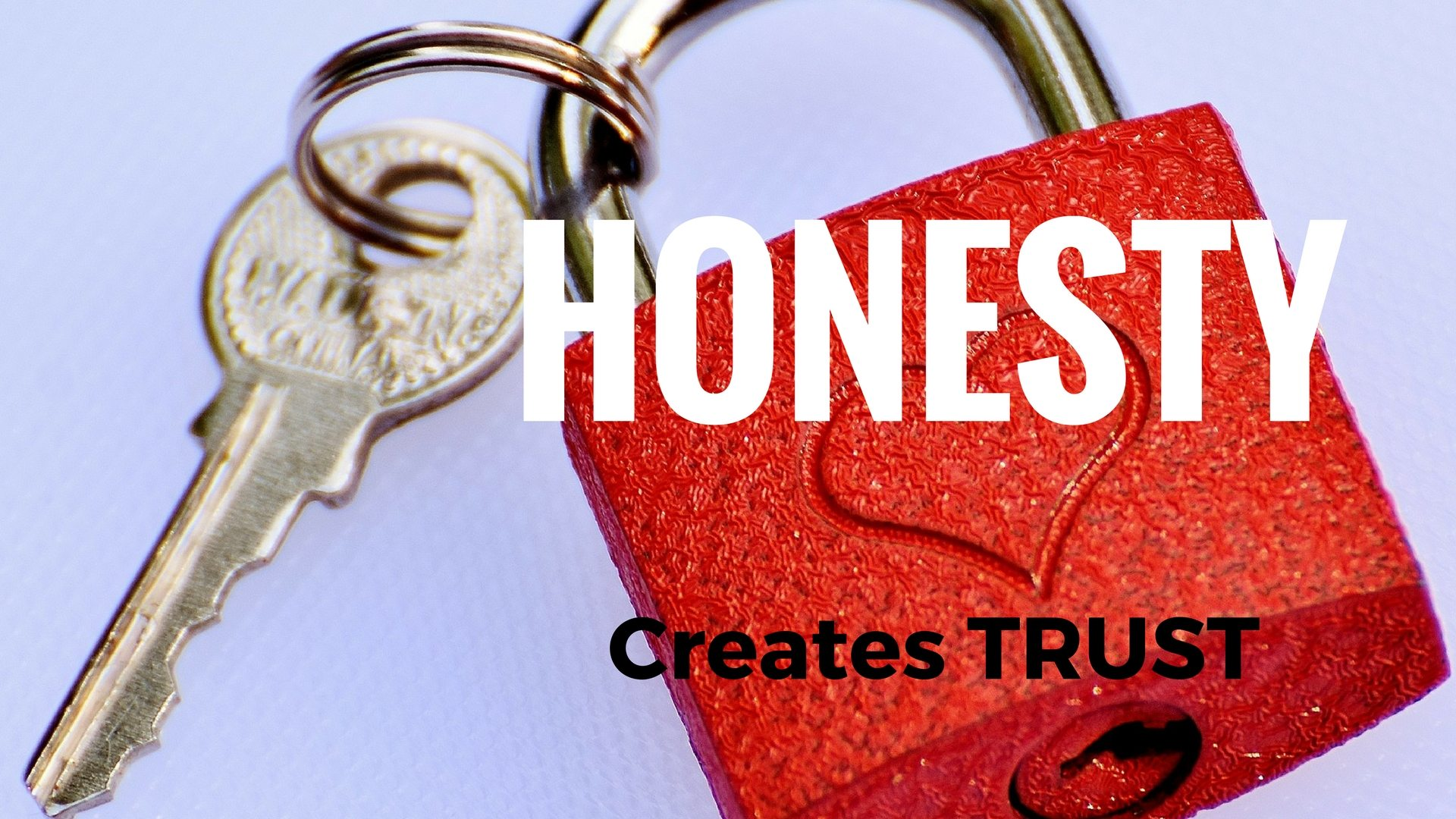 Honesty Creates Trust - Pixabay - Canva