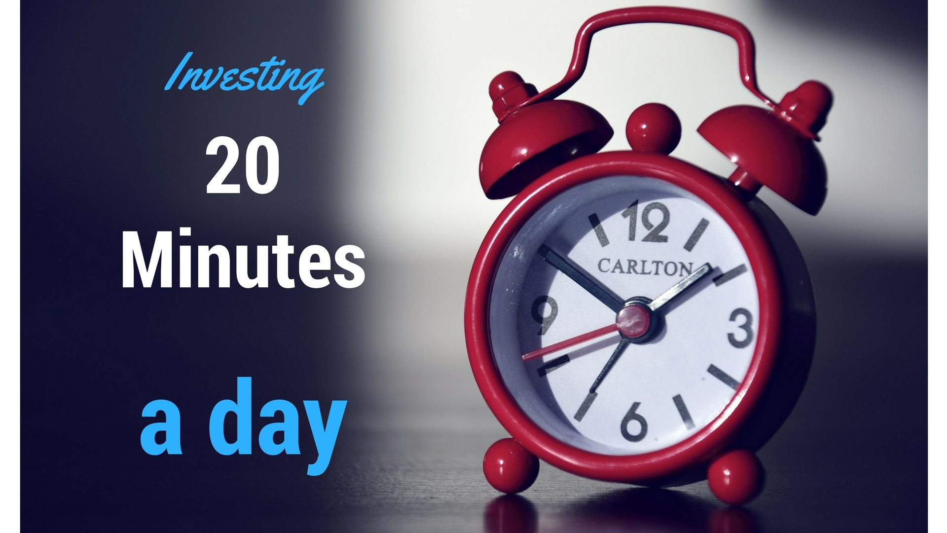 Investing 20 Minutes Canva Pixabay BedtiInvme