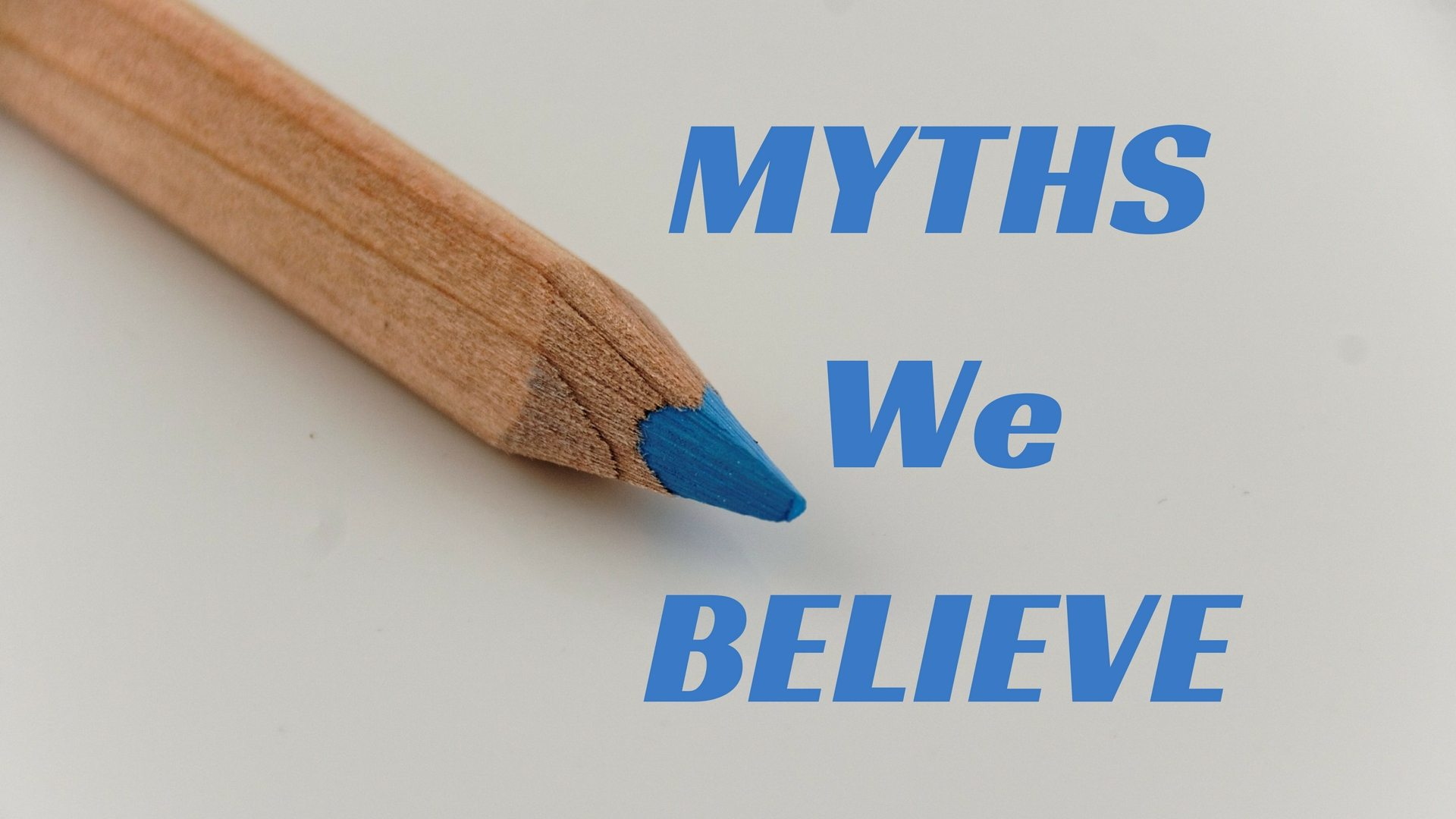 MYTHS We BELIEVE - Canva - Graphic stock