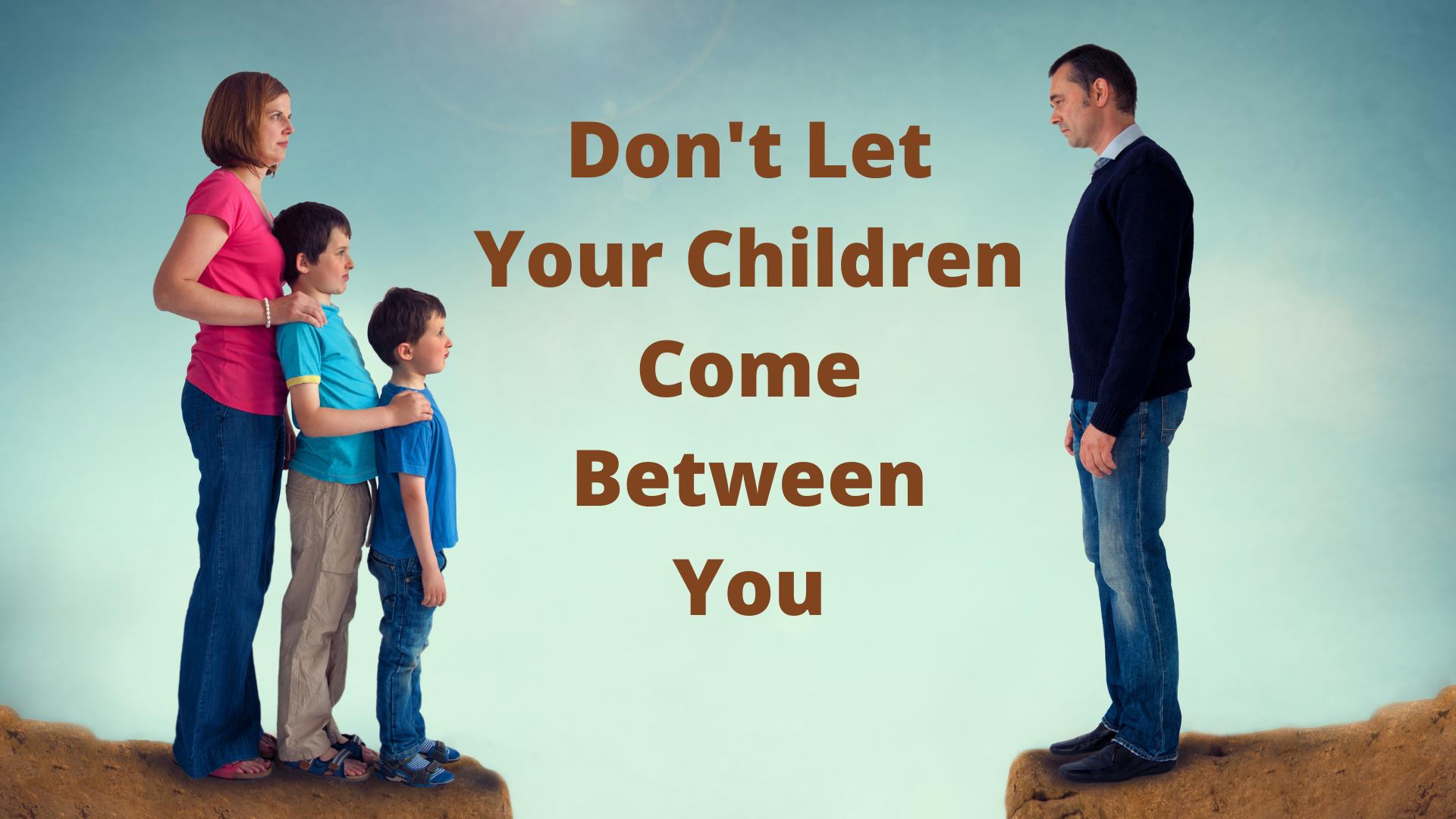 Don't Let Your Children