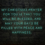 Christmas Prayer for Your Marriage