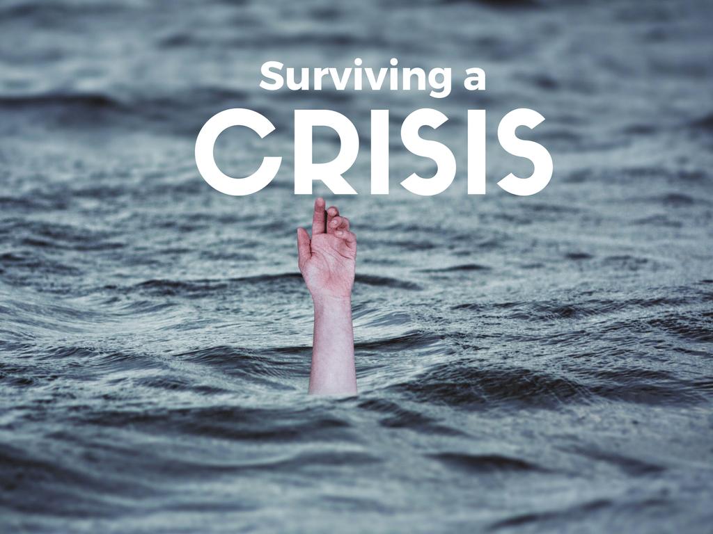 Surviving a Crisis - Pixabay background