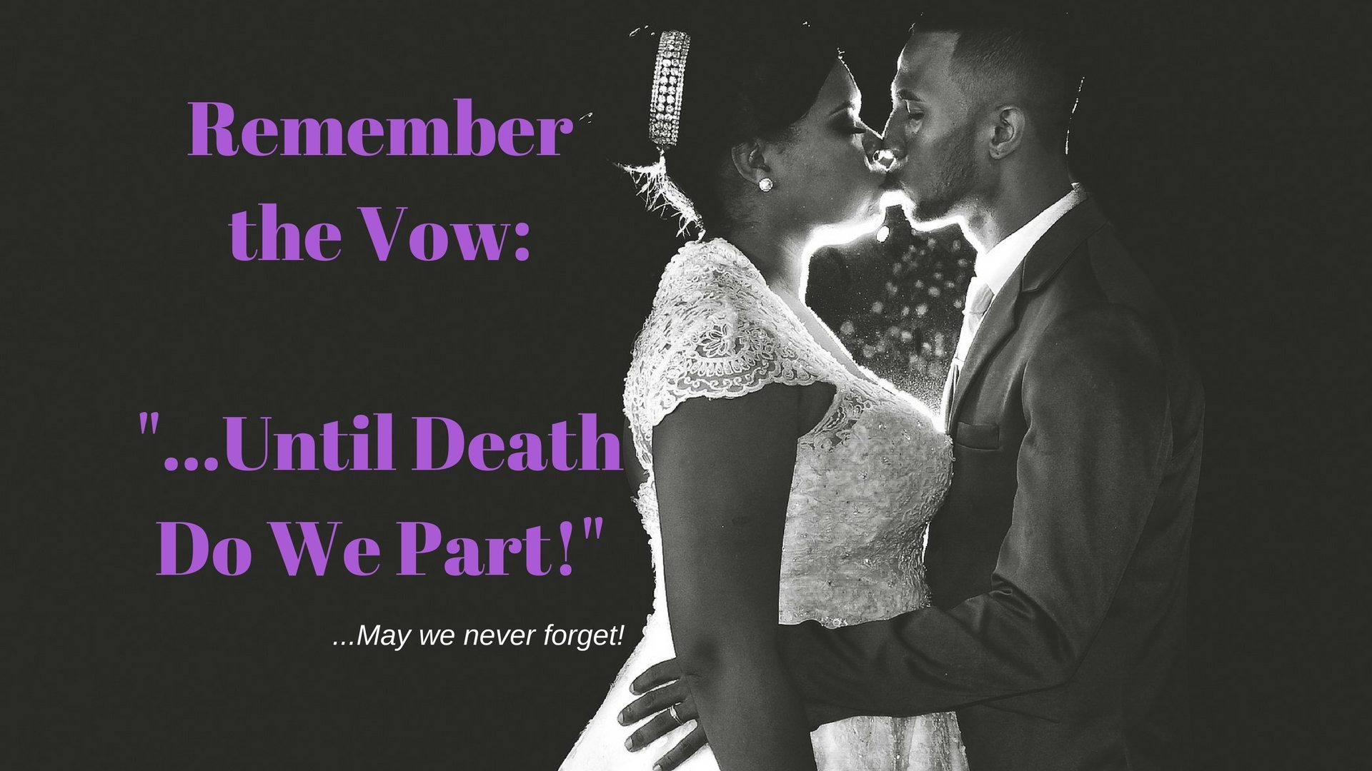 Remember the Vow failed marriages Pixabay - Canva