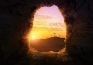 Jesus loves Dollar Photo - Empty tomb
