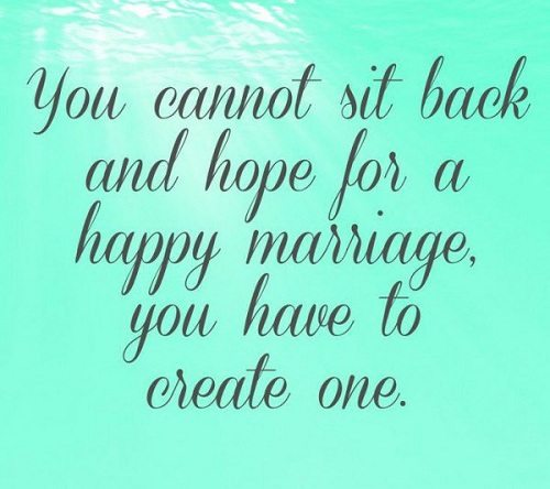 Working with differences - funny-and-happy-marriage-quotes-with-images - goodmorningquote.com