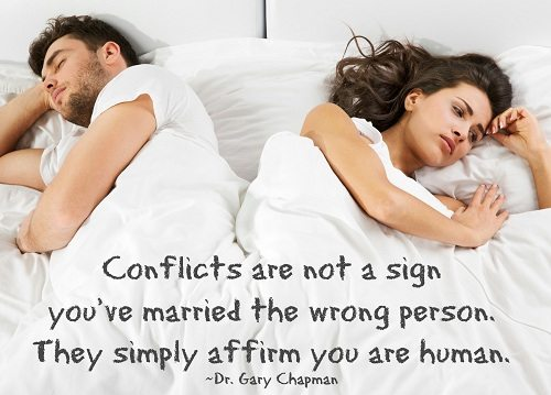 healthy conflict cute-unique-marriage-quotes-with-images - from goodmorningquotes.com